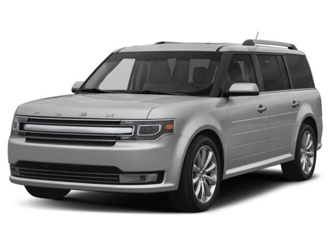 2017 Ford Flex SEL SUV for sale near Elyria, OH at Mike Bass Ford