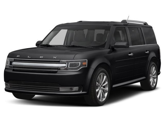 2017 Ford Flex Limited w/EcoBoost SUV