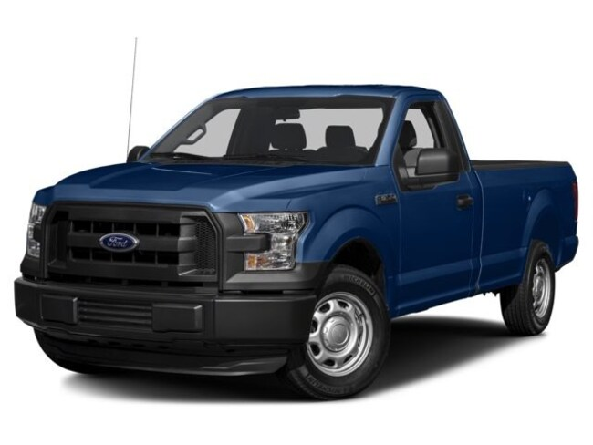 2017 Ford F-150 Series