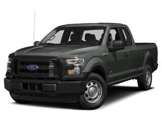 2017 Ford F-150 XLT Truck SuperCab Styleside