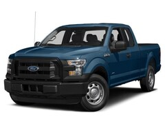 2017 Ford F-150 XL 2WD Supercab 6.5 BOX Truck SuperCab Styleside