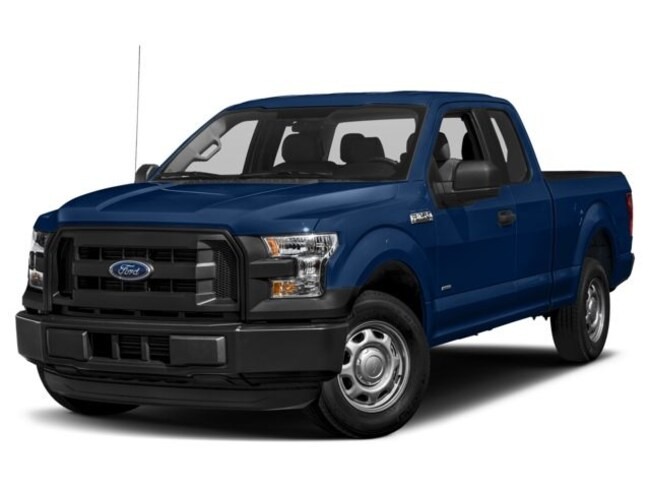 Certified Pre-Owned 2017 Ford F-150 XL Truck SuperCab Styleside in La Mesa