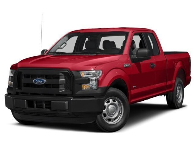 2017 Ford F-150 Supe Extended Cab Truck