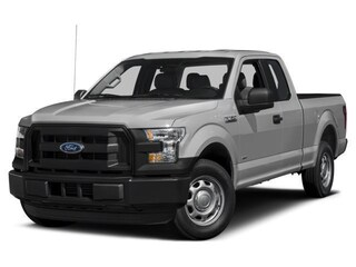 2017 Ford F-150 Truck SuperCab Styleside