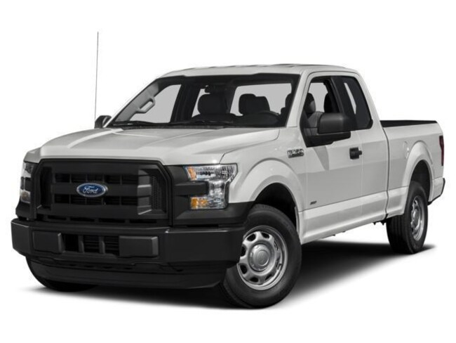 2017 Ford F-150 XL Super Cab