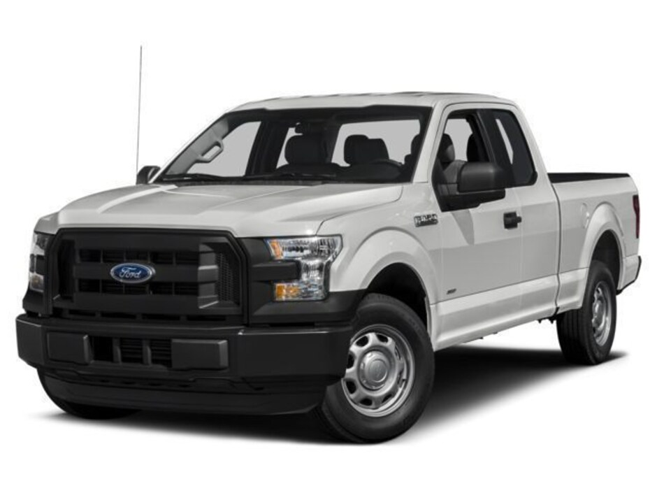 New 2017 Ford F-150 XL Super Cab Lamesa
