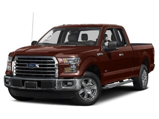 2017 Ford F-150 XLT XLT 2WD SuperCab 6.5 Box