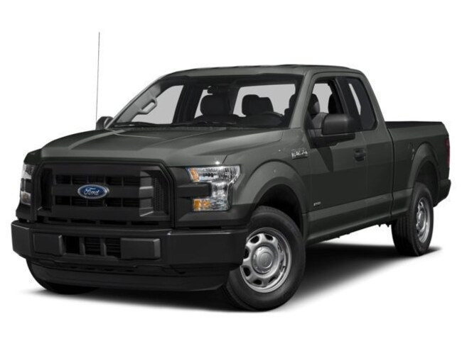 2017 Ford F-150 XL Truck SuperCab Styleside Ford dealer in Chapmanville WV