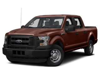 2017 Ford F-150 2WD Supercrew 5.5 Box Truck