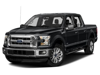 2017 Ford F-150 XLT XLT 2WD SuperCrew 5.5 Box