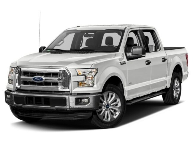 New 2017 Ford F-150 XLT in Ocala