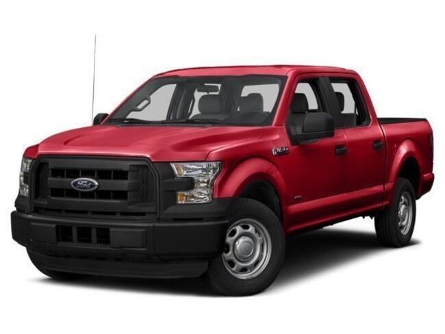 Used 2017 Ford F-150 XLT Crew Cab Short Bed Truck for sale in Whitehall WV