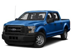 2017 Ford F-150 XL 4WD Truck SuperCrew Cab
