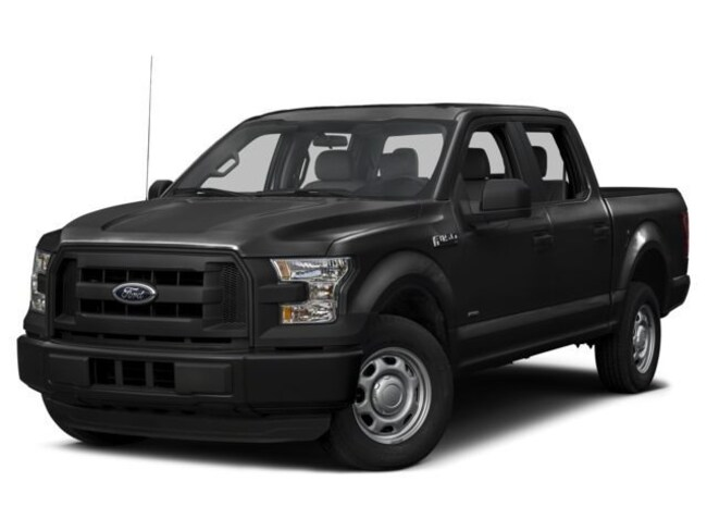 2017 Ford F-150 XLT XLT 4WD SuperCrew 5.5 Box