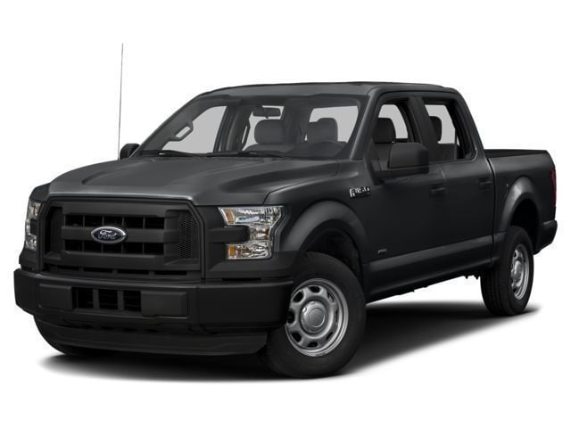 2017 Ford F-150 4WD Supercrew 5.5 Box Truck