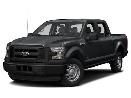 2017 Ford F150 Supercrew Pickup CW