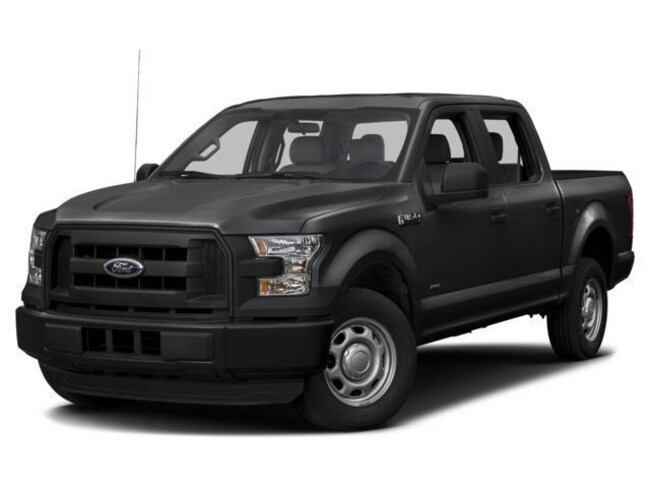 2017 Ford F-150 Crew Cab Short Bed Truck