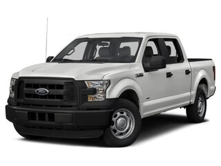 2017 Ford F-150 Lariat 4x4 Lariat  SuperCrew 5.5 ft. SB