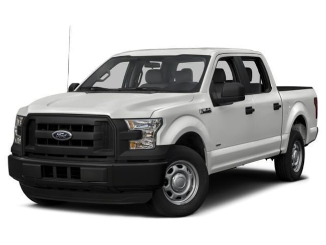 2017 Ford F-150 Supercrew-157 CREW CAB TRUCK