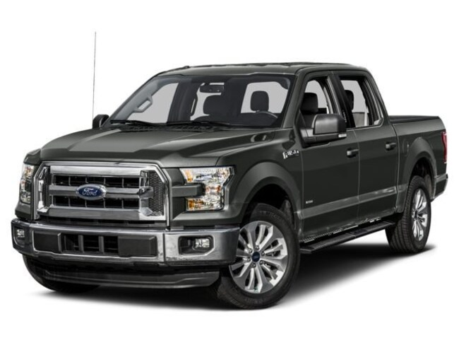 Used 2017 Ford F-150 XLT Crew Cab 5 1/2 bed Corning