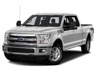 2017 Ford F-150 Lariat Lariat 4WD SuperCrew 5.5 Box