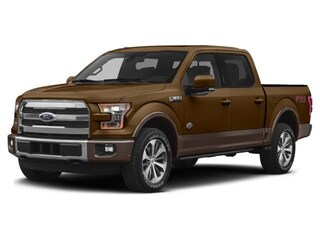2017 Ford F-150 King Ranch Truck SuperCrew Cab