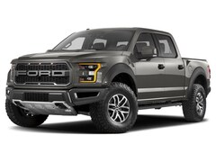 2017 Ford F-150 Raptor 4x4 SuperCrew Cab Styleside 5.5 ft. box 145