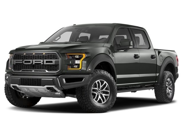 2017 Ford F-150 Raptor Crew Cab Short Bed Truck