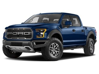 Certified Pre-Owned 2017 Ford F-150 Raptor Crew Cab Short Bed Truck Salt Lake City