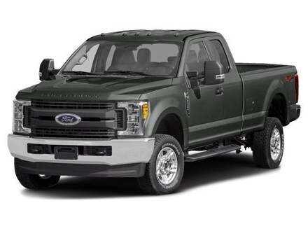 2017 Ford F-250 XLT Extended Cab Short Bed Truck