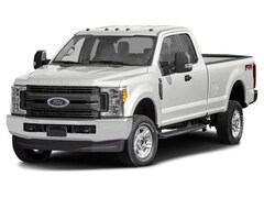 2017 Ford F-250 XLT 4WD Supercab Truck Super Cab