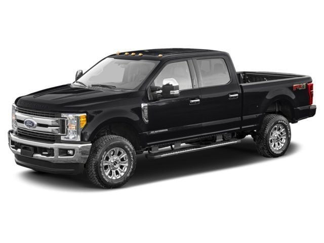 2017 Ford Super Duty F-250 SRW Super Duty Crew Cab