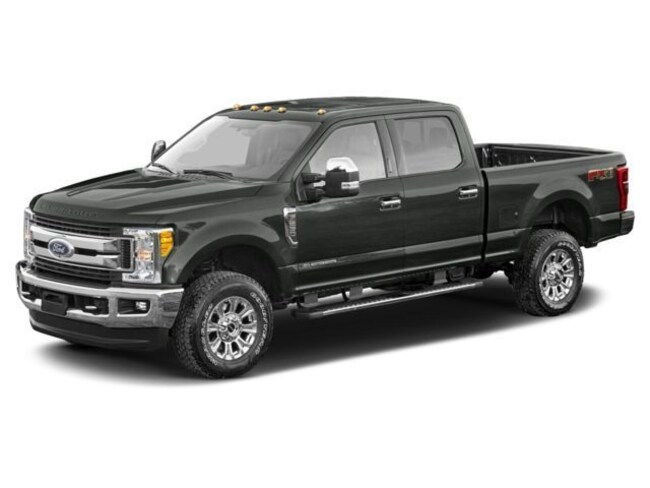 2017 Ford F-250 King Ranch Crew Cab Truck
