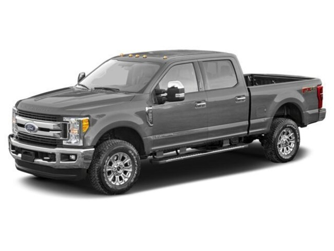 2017 Ford SUPER DUTY F-250 SRW AS