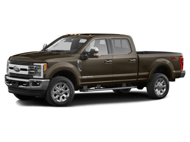 2017 Ford Superduty F-250 King Ranch Truck 2 Valve Gas SOHC EFI NA V8 (Flex-Fuel) Engine