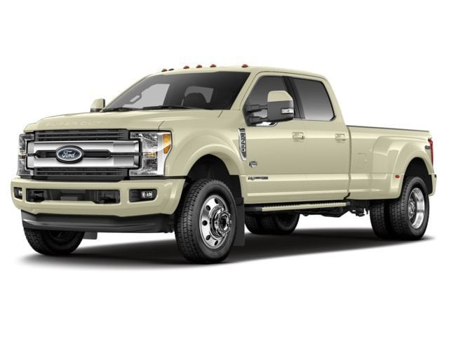 2017 Ford Superduty F-350 King Ranch Truck