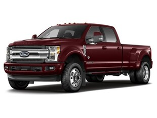 2017 Ford F-350 King Ranch Crew Cab