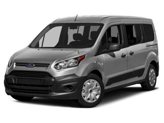 2017 Ford Transit Connect Wagon XLT LWB W Rear Liftgate