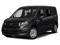 2017 Ford Transit Connect Titanium w/Rear Liftgate Wagon