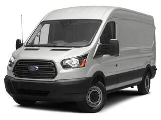 2017 Ford Transit-150 w/Sliding Pass-Side Cargo-Door Van Medium Roof Cargo Van
