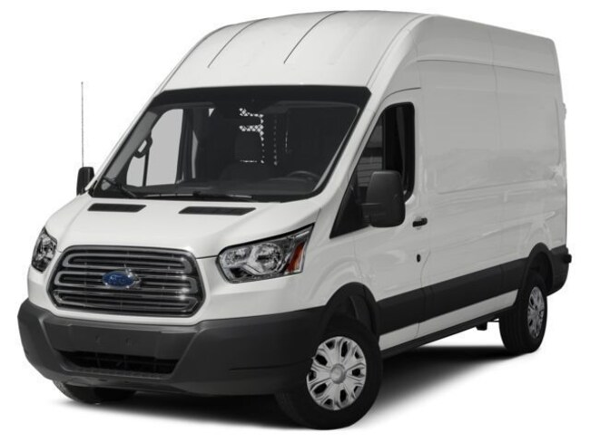 2017 Ford Transit-250 w/Sliding Pass-Side Cargo-Door Van High Roof Cargo Van