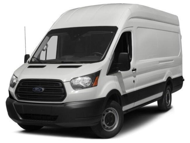 New 2017 Ford Transit Van T-250 148 EL Hi Rf 9000 Gvwr Sliding RH Dr Van Glendora