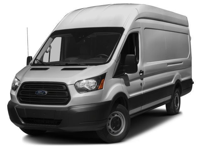 2017 Ford Transit-350 Van High Roof Extended-Length Cargo Van