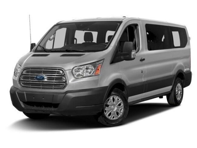 2017 Ford Transit-350 Passenger Wagon XLT Van