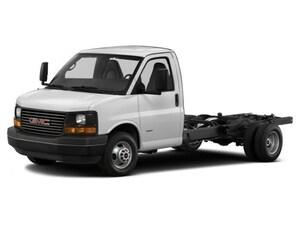 2017 GMC Savana Cutaway Work Van