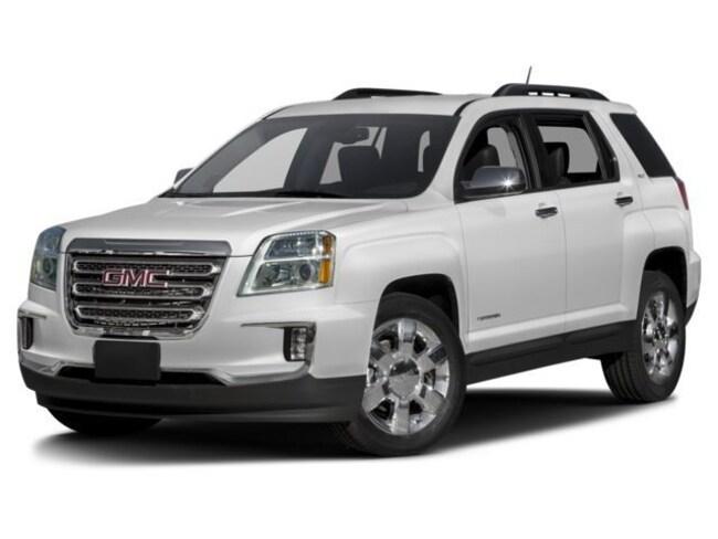 2017 GMC Terrain SLT SUV