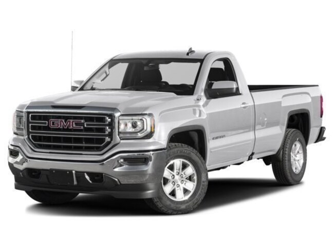2017 GMC Sierra 1500 2WD Regular Cab 133.0 Truck Regular Cab