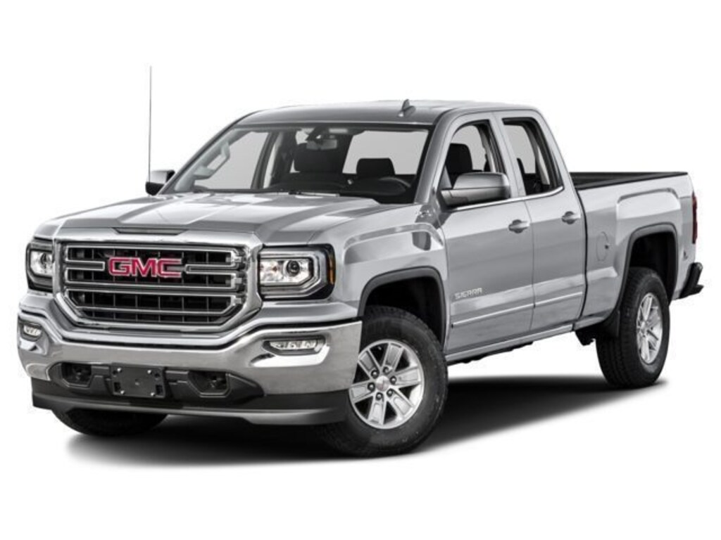 Used 2017 GMC Sierra 1500 Truck Double Cab For Sale