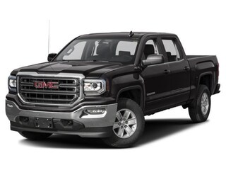 New 2017 GMC Sierra 1500 SLE Truck Crew Cab for Sale Langhorne, PA, at Burns Auto Group