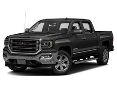 Pre-owned 2017 GMC Sierra 1500 SLT Truck Crew Cab for sale in Lebanon, NH